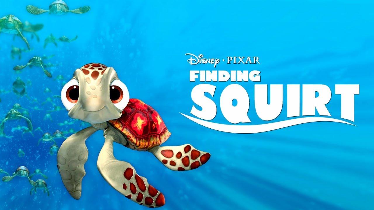 Disney squirt