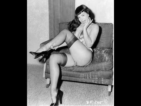 Long Cool Woman - Betty Page - Lyrics & Wolfman Jack Intro