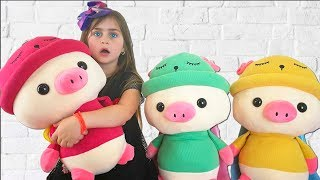 Three little pigs song | Children Nursery Rhymes