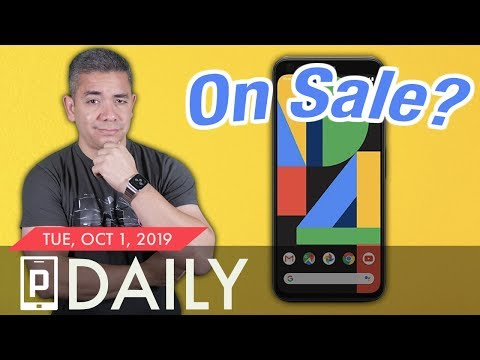 Google Pixel 4 XL Already on Sale... Sort Of?!