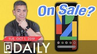 Google Pixel 4 XL Already on Sale... Sort Of?!