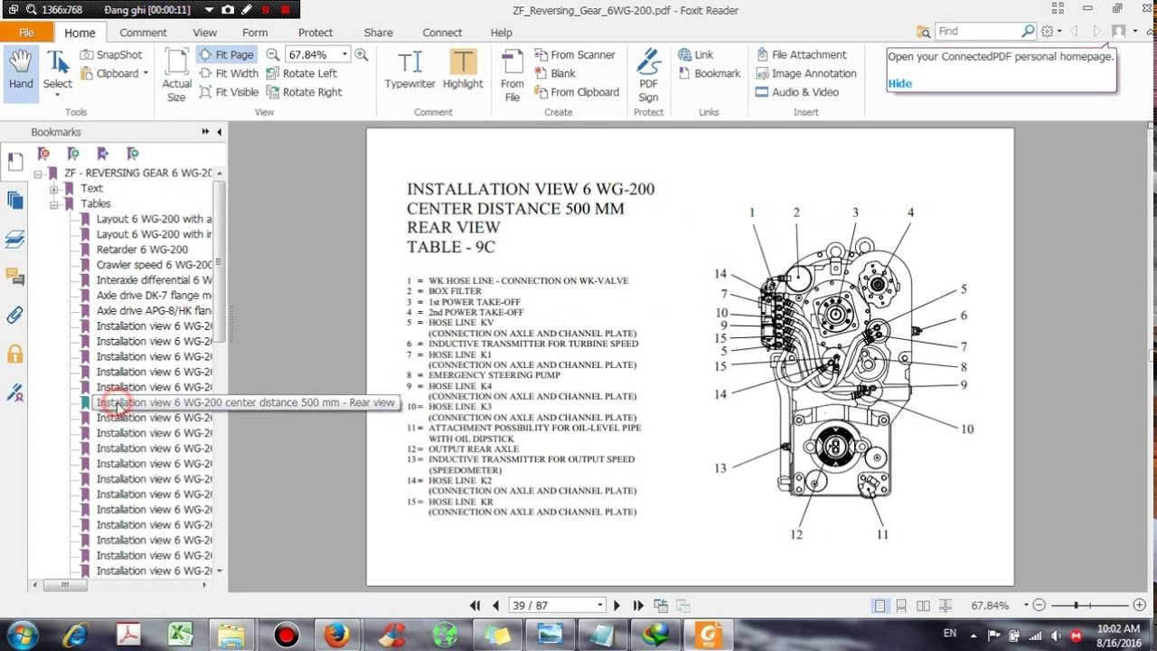 zf reversing gear 6wg 200 dhtauto com youtube rh youtube com Manual Transmission Jokes Manual Transmission Car