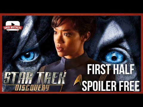 STAR TREK DISCOVERY Season 1 Review