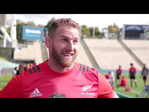 Kieran Read talks about the South African challenge