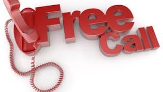 Free call  40 min international calls 2017(, 2015-05-24T18:38:15.000Z)