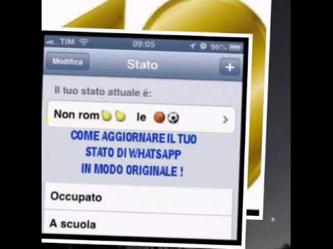 I 10 Stati Più Belli Di Whatsapp Youtube