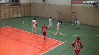LKS Strzelec Gorzyczki - KS Gredar Futsal Team Brzeg [11.01.2015]