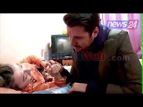 E 'ngujuar' në krevat, Alban Skënderaj surprizon Sidorelën, përlotet nga fjalët e saj