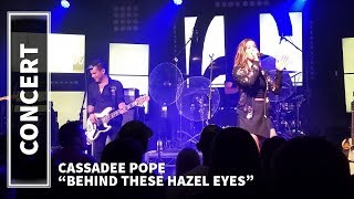 Cassadee Pope - Behind These Hazel Eyes (Live at Jupiter Hall, 6/24/2017)
