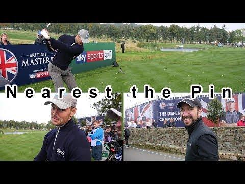 Martin Kaymer Nearest the Pin | British Masters