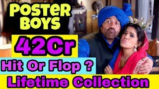 Poster Boys Worldwide Lifetime Collection & Verdict | Hit Or Flop ? | Sunny Deol