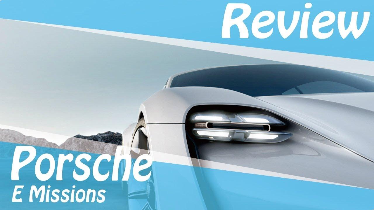 Porsche E Missions Review  sc 1 st  YouTube & Porsche E Missions Review - YouTube pezcame.com