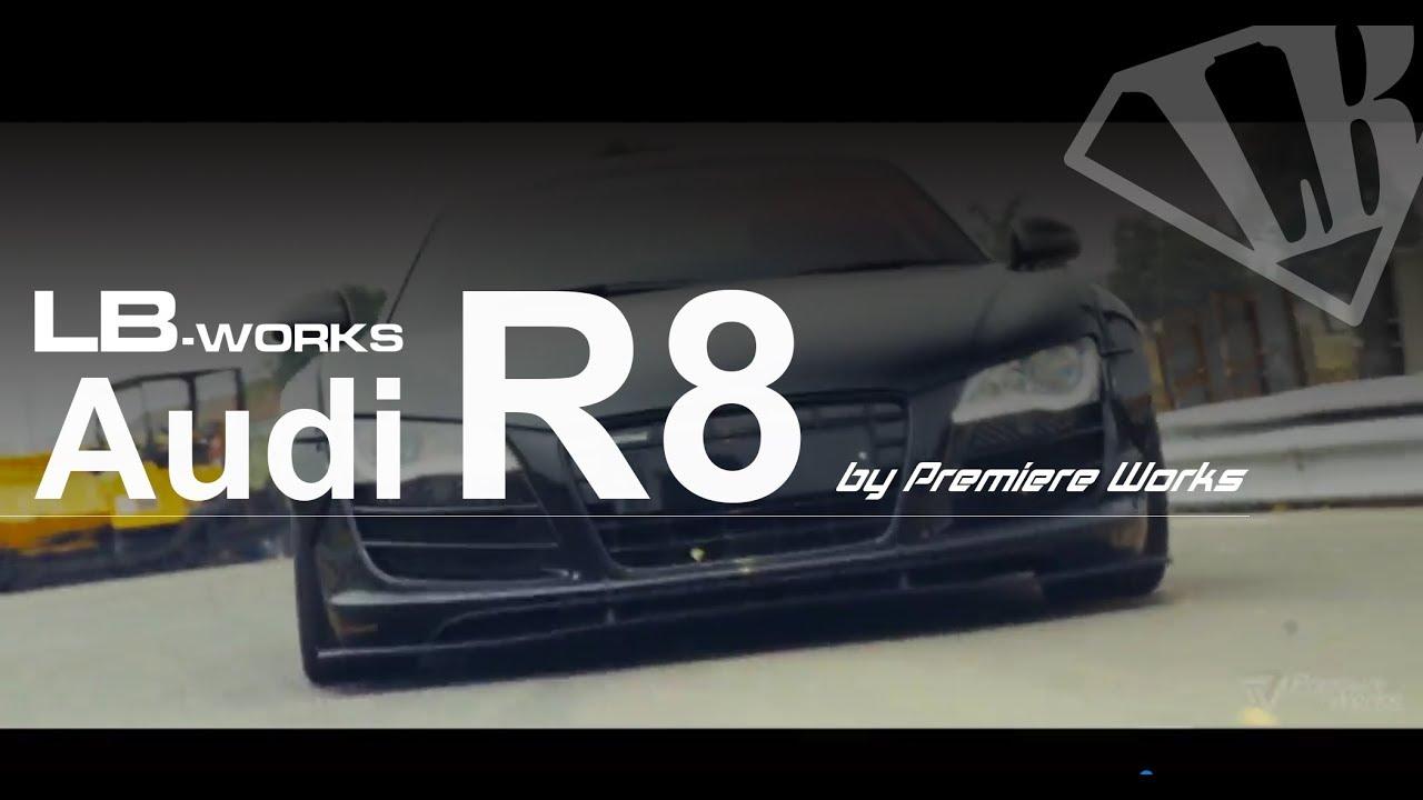 maxresdefault LB-WORKS AUDI R8
