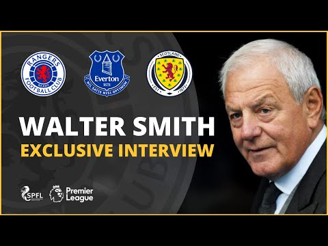 Exclusive: One 2 One with Walter Smith