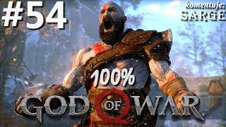 Zagrajmy w God of War 2018 (100%) odc. 54 - Grzechy młodszego Kratosa