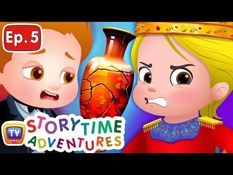 Hands Are For Helping More Good Habits Bedtime Stories & Moral Stories for Kids - ChuChuTVKaynak: YouTube · Süre: 50 dakika44 saniye