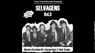 Selvagens Vol. 3 - Obscure Brazilian 60