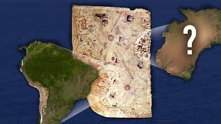 10 TAJEMNICZYCH historycznych MAP ŚWIATA