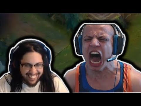 IMAQTPIE LISTENS TO TYLER1'S RAGE - IMAQTPIE FINALLY LOSES IT | DOM AND NIGHTBLUE3 BEEF |LOL MOMENTS