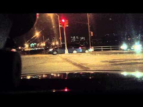 Night Driving in New York City