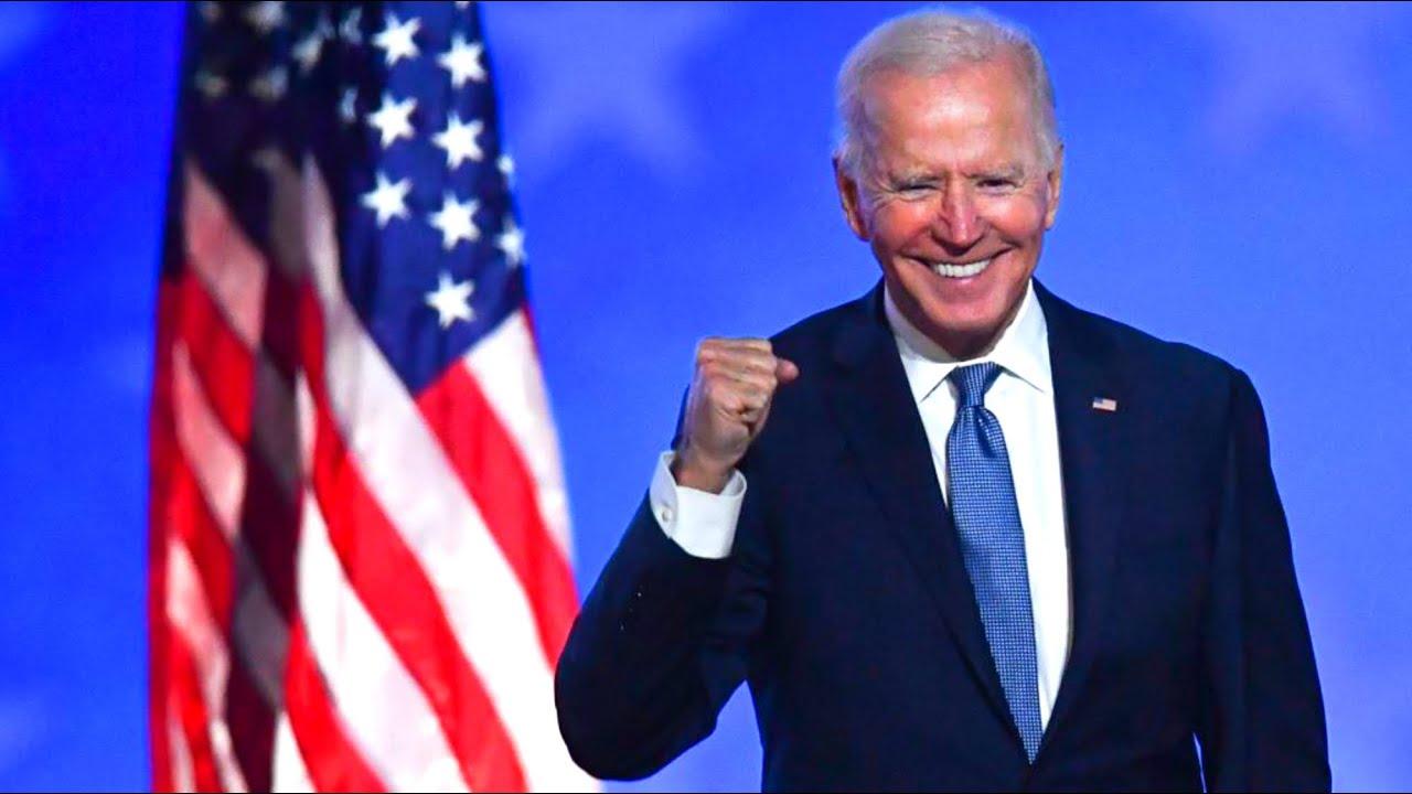 Байден победил на выборах президента США | НОВОСТИ | 07.11.20 MyTub.uz
