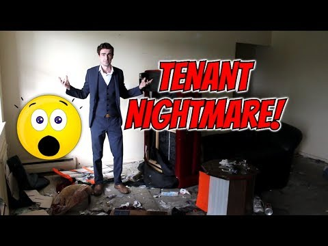 Tenant Nightmares - Destroyed Rental Unit! Adam Kitchener the Struggles of Property Management