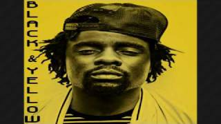 Watch Wale Mike Tomlin black  Yellow Freestyle video