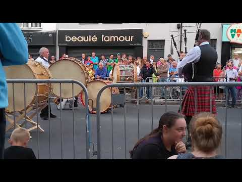 Lambeg Drums &