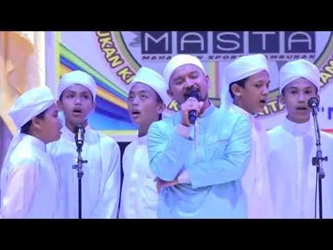 IMAN MUTIARA: Ustaz Nazrey Johani & murid-muridnya - Tahfiz Bayu Syahadah