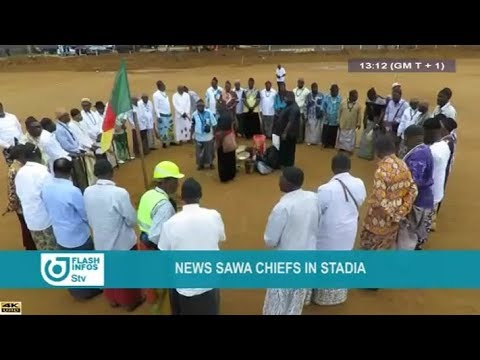 STV 01:00 PM FLASH INFO IN ENGLISH - (AFCON 2019 : SAWA CHIEFS in STADIA) - Monday 23rd April 2018