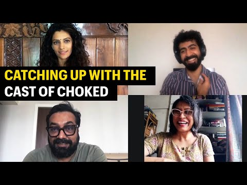 Choked director Anurag Kashyap talks about the film and filmmaking post lockdown   Choked Netflix