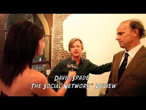 The Social Network, Review with David Spade and John Farley