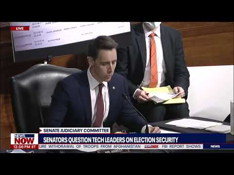 BREAKING???JOSH HAWLEY RIPS INTO ZUCK???JUSTICE IS COMING ⚖️⚖️⚖️WE THE PEOPLE??????