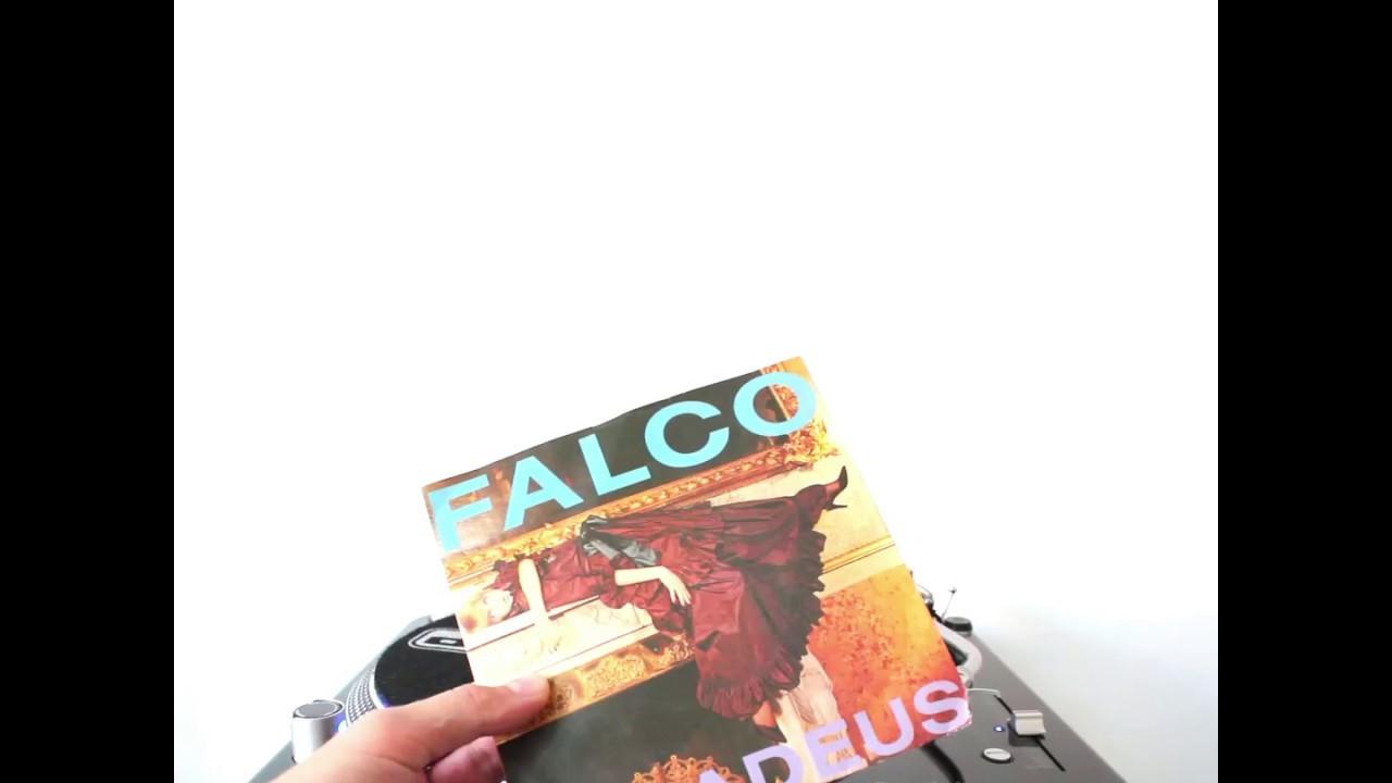 Falco - Amadeus ► Vinyl Snippet