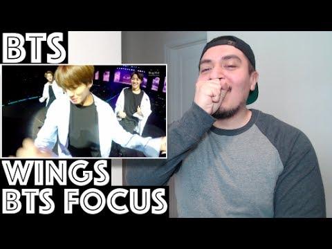BTS Exclusive Stage WINGS (BTS Focus) Reaction