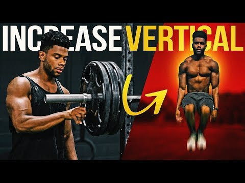3 Weighted Exercises To Increase Vertical Jump