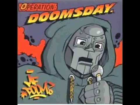 Mf Doom - Red And Gold (with lyrics)
