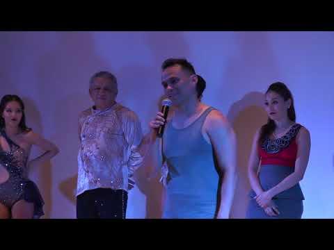 """""""Baile Latino"""" Concierto Sentido"""