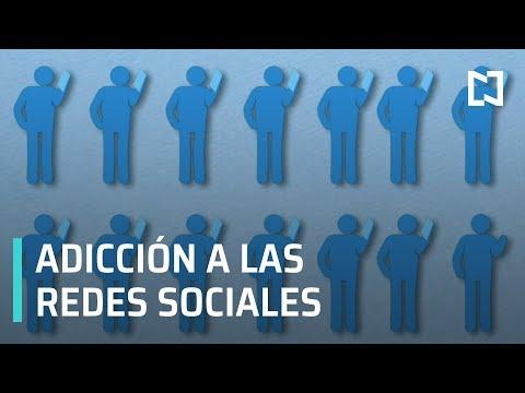 Adicción a las redes sociales - Las Noticias
