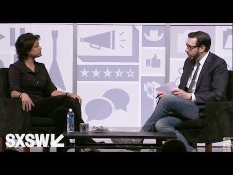Julie Uhrman & Josh Topolsky Keynote   Interactive 2013   SXSW