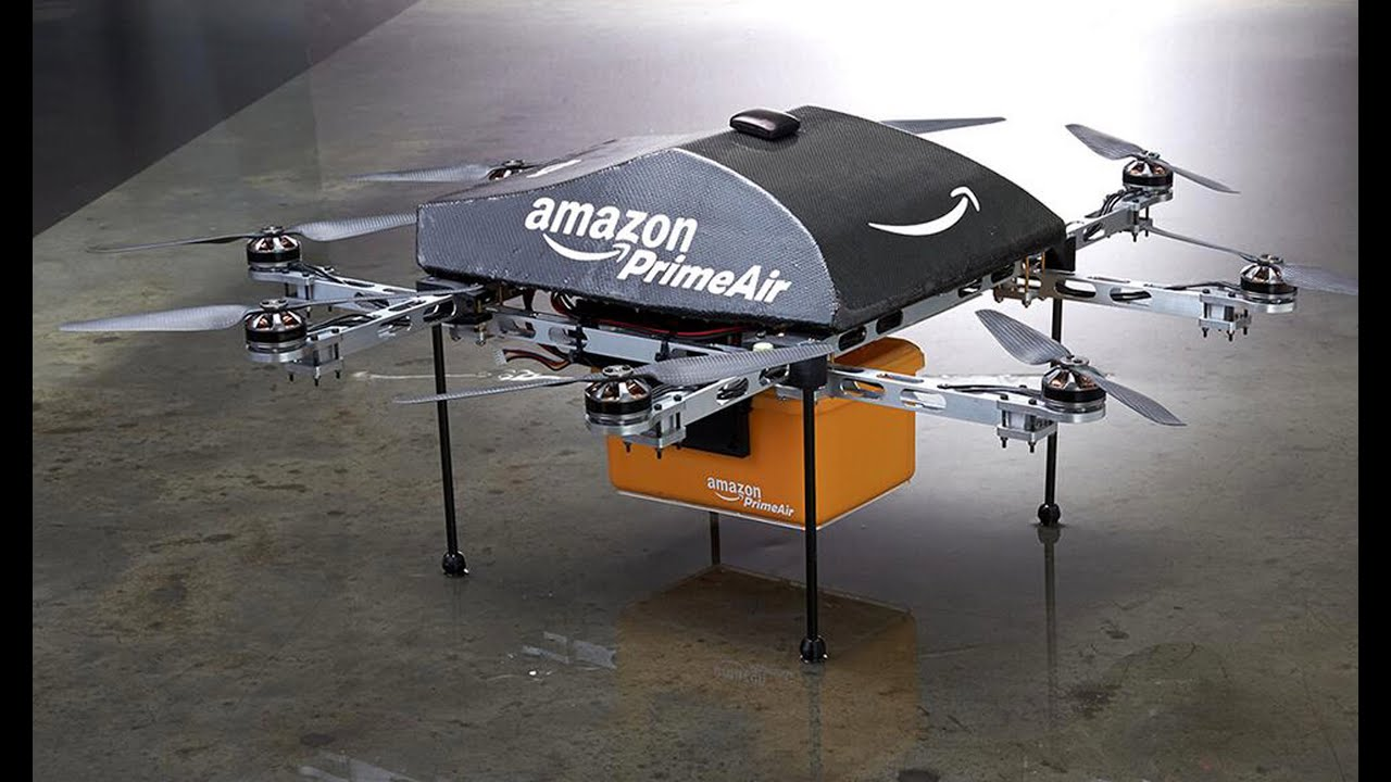 amazon prime drone ile ilgili görsel sonucu