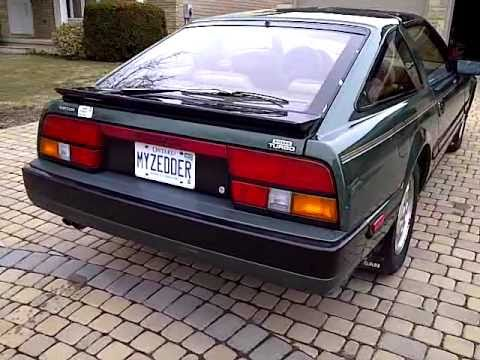 Nissan 300zx For Sale >> **SOLD** 1984 Nissan 300zx Turbo FOR SALE - YouTube