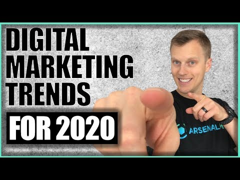 The 🔥HOTTEST🔥 Digital Marketing Trends For 2020