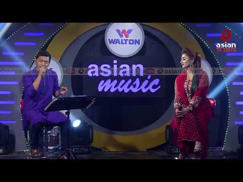 Amar Sarata Din Meghla Akash | Best of Atik Hasan | Bangla Romantic Song | Walton Asian Music