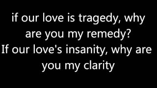 Clarity By Zedd ft. Foxes Lyrics (Official)