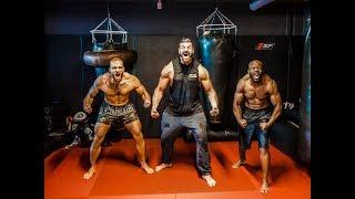 Bodybuilder meets K1 - Fitness und Kampfsport kombinieren?