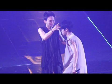 140921 EXO TLP BEIJING - Angel - Luhan,Chen,D.O.