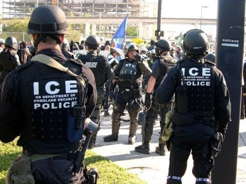 BREAKING: ICE MASSIVE Presence in California because of sanctuary state law Plus other Headlines