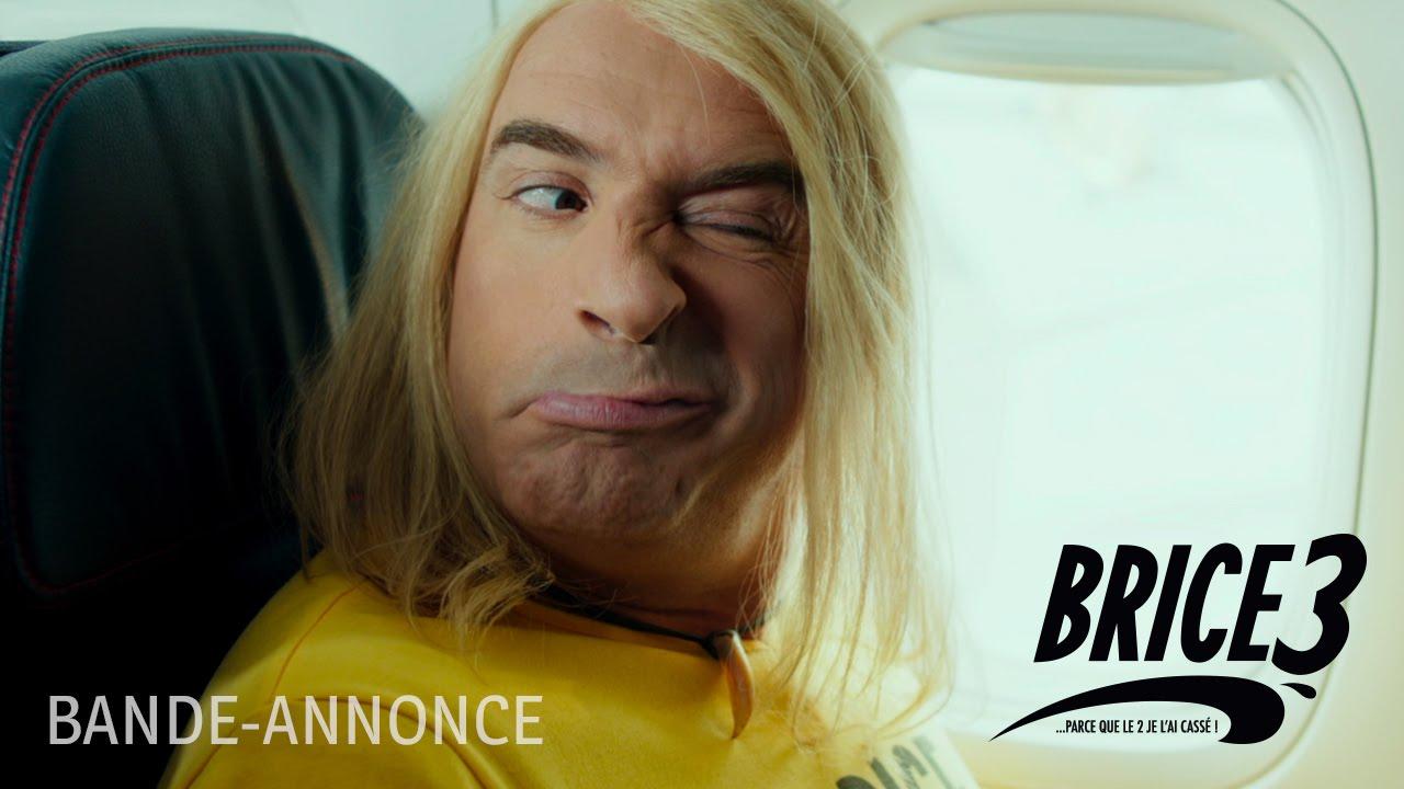 Brice 3 - Bande-Annonce
