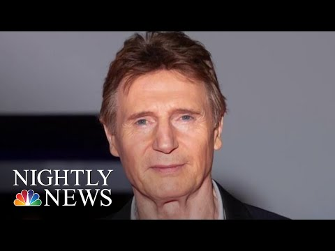 Liam Neeson Says He Wanted To Kill A Black Man After A Loved One Was Raped | NBC Nightly News